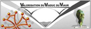 LOGO de l'association Valorisation du Viaduc du Viaur