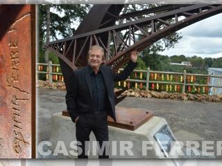 le sculpteur Casimir Ferrer